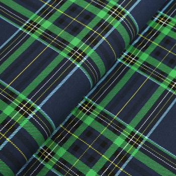 JER Tartan Night Blue